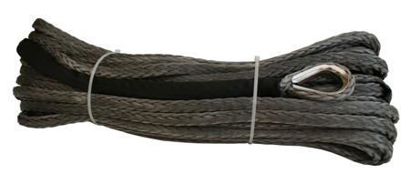 Wyciągarka KingOne TDS-12.0H 12000 lbs [5443kg] z liną syntetyczną 12V (lina: 10mm 28m w oplocie 10400 kg +hak) 81877884