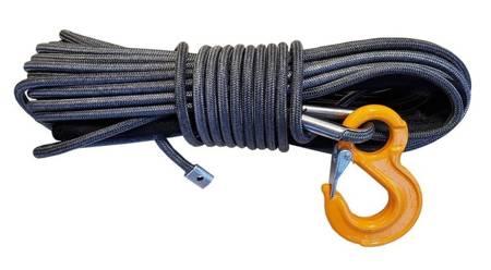 Wyciągarka XTR 17000lbs [7718 kg] z liną syntetyczną 12V (lina: 12 mm 30m) 81877847