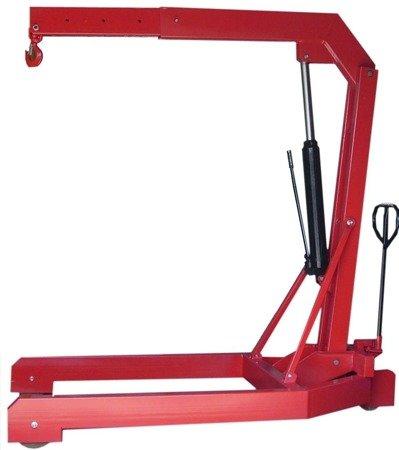 Żuraw hydrauliczny ręczny, paletowy (udźwig: od 1200 do 2000kg) 6177832